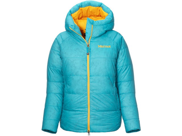 Marmot Mount Tyndall Hoody Women enamel blue